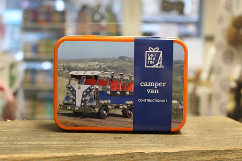 Camper van, Construction kit