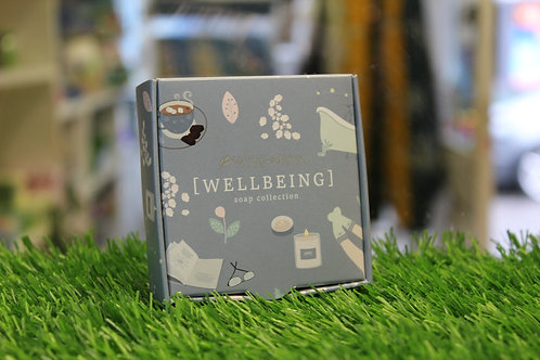 Wellbeing Soap Collection - 4 Soaps