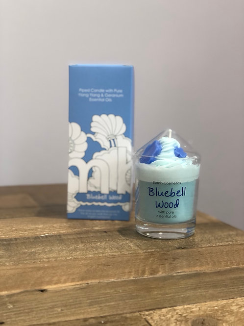 Bluebell wood, Piped Candle