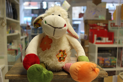 Patchwork Sheep, Wilberry Friends