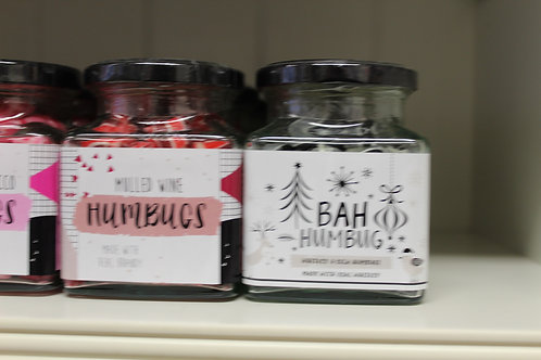 Humbugs - Christmas Flavours