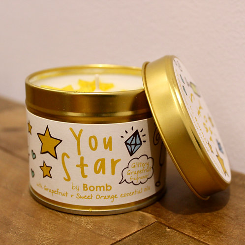 You Star, Candle