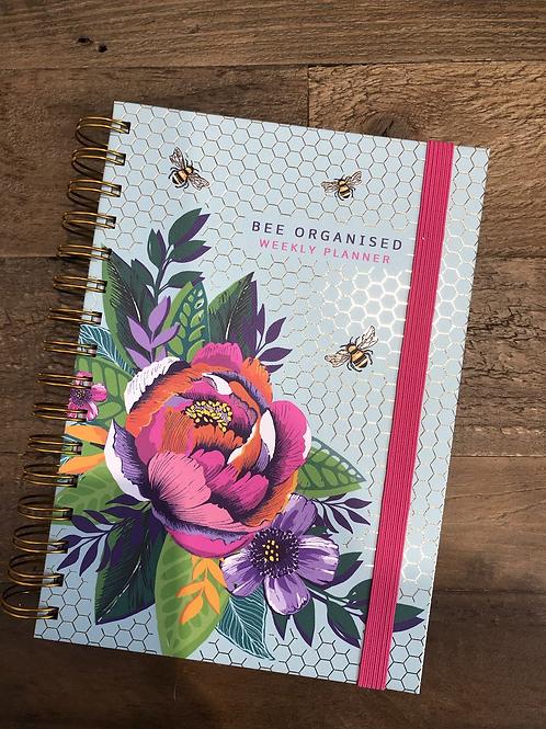 Bee Organised, Weekly Planner
