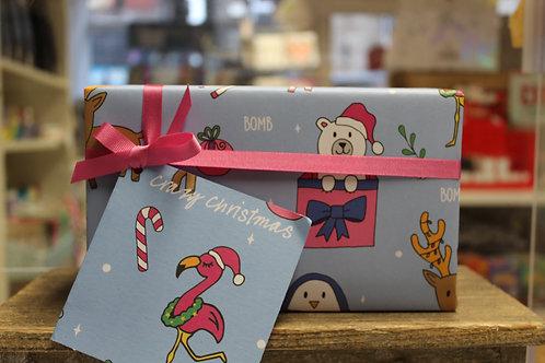 Crazy Christmas, Gift Box