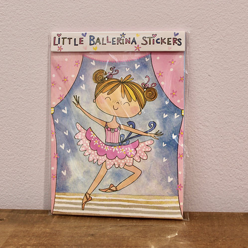 Little Ballerina Stickers