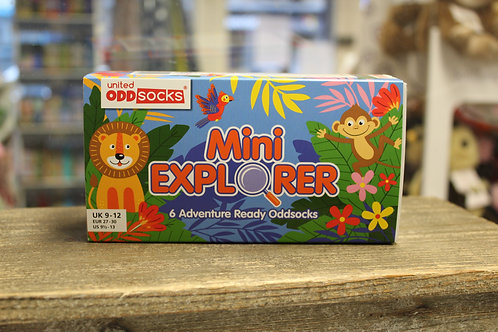 Mini Explorer, Odd Socks