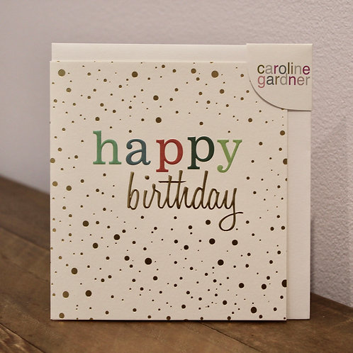 Happy Birthday!... Birthday Card