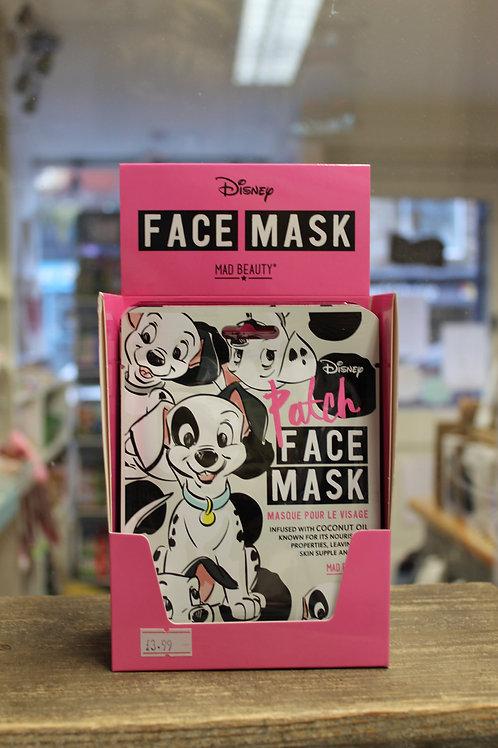 Disney's Patch, Face mask