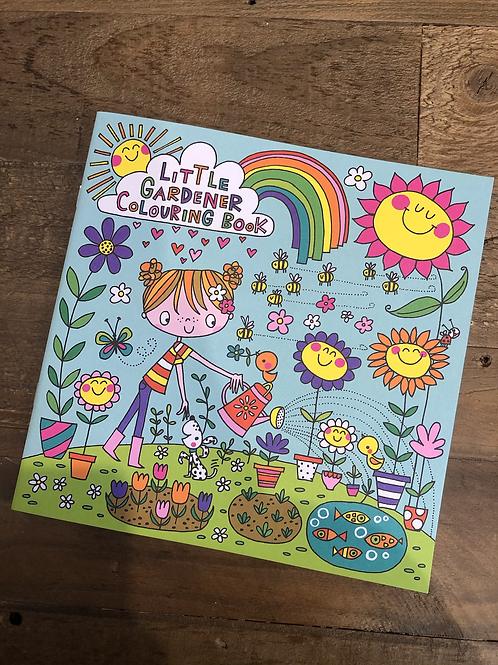 Little Gardner Colouring Book