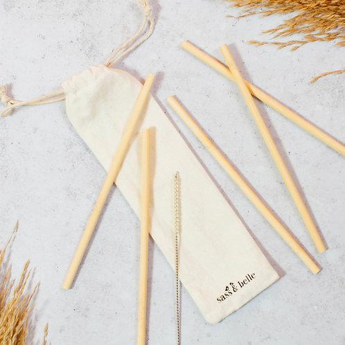 Bamboo Sraws