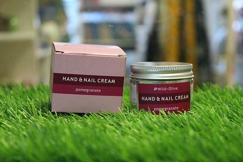 Pomegranate - Hand Cream