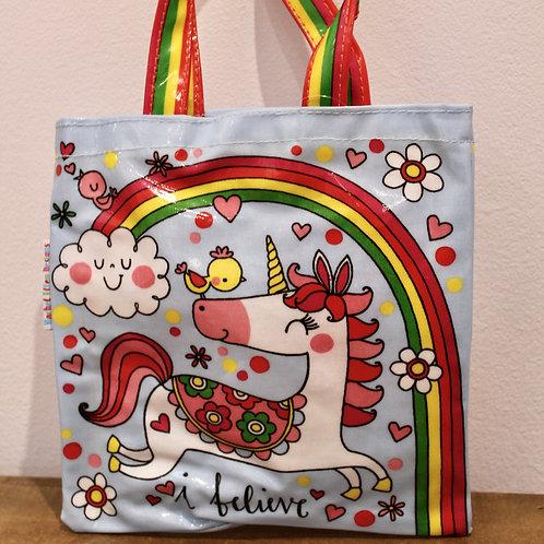 Magical Unicorn, Mini Tote Bag