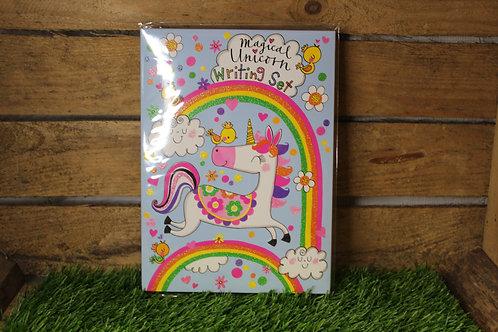 Magical Unicorn, Writing Set