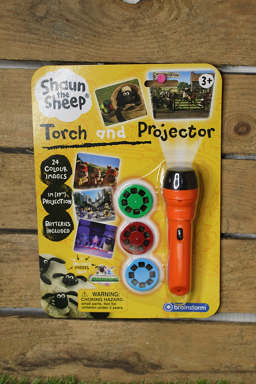 Shaun the Sheep, Torch Projector