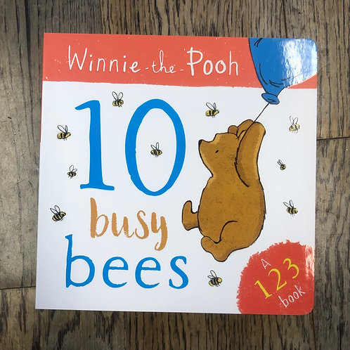 10 Busy Bee's. Book