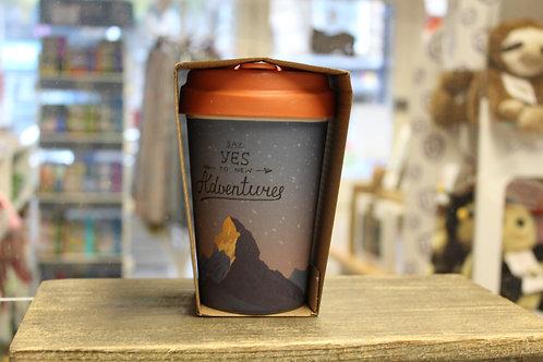 Adventure, Bamboo Travel Mug