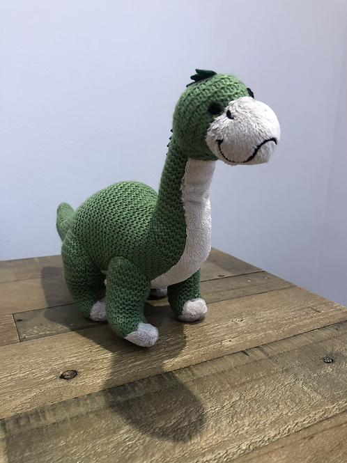 Brontosaurus - Knitted Toy