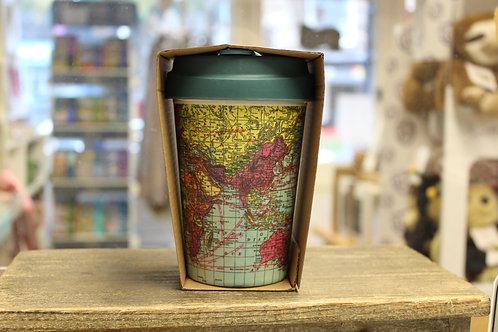 Around the world, Bamboo Travel Mug