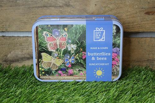 Butterflies & Bee's, Sun catcher Kit