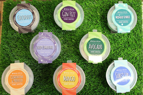 Shower Smoothies - 8 Scents
