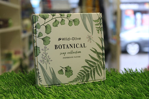 Botanical Soap Collection - 9 Soaps