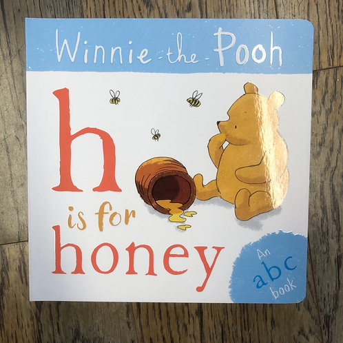 H is for Honey. Book