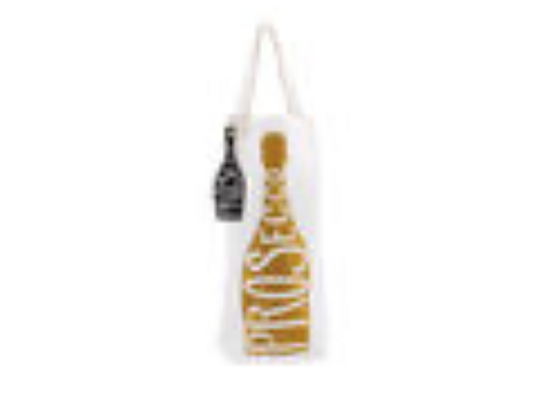 Prosecco, Fabric Bottle Bag