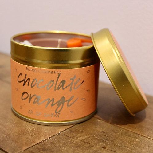 Chocolate Orange, Candle