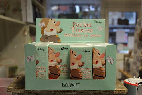 Disney's Sneezy, Tissues