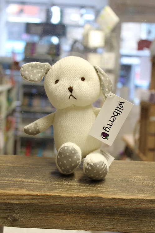 Knitted mini Bunny