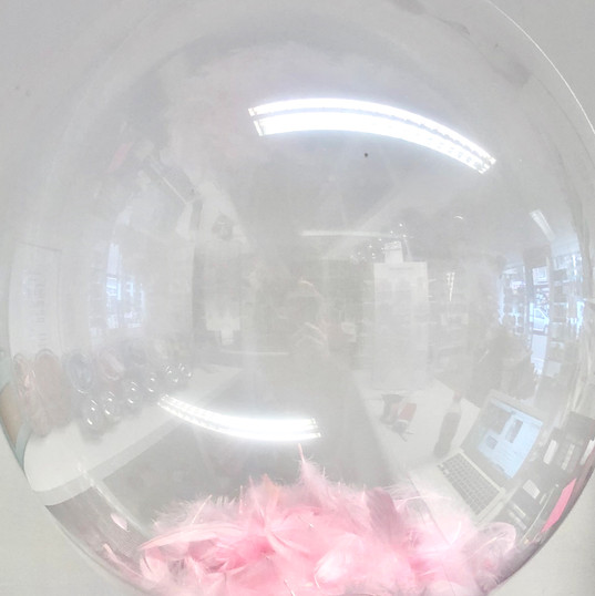 Clear Bubble