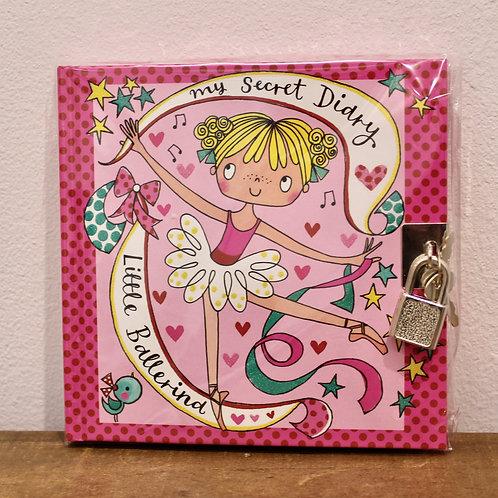 Little Ballerina, Secret Diary