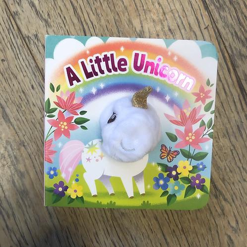 A Little Unicorn, Puppet Book