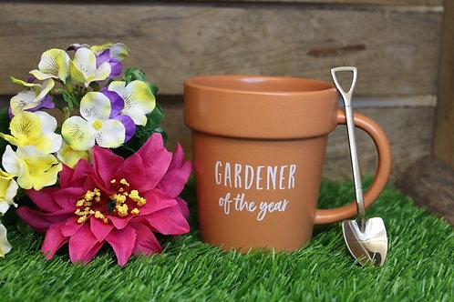 Gardener of the year, Plantpot mug