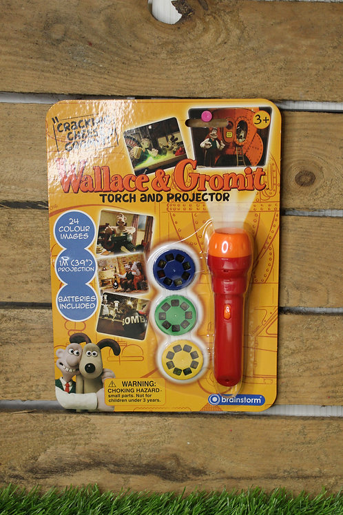 Wallace & Gromit Projector Torch