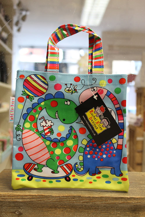 Dinosaur - Mini Tote Bag