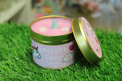 Unicorn Tales, Tinned Candle
