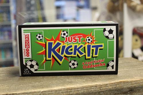 Just Kick it, Odd Socks