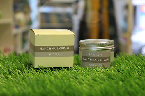 Sweet Vanilla - Hand Cream