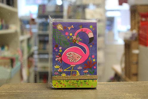Flamingo Design - A7 Notepad
