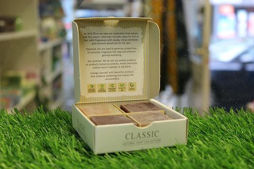 Classic Gift Set - 4 Soaps