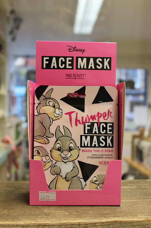 Disney's Thumper, Facemask