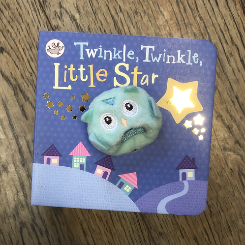 Twinkle Twinkle Little Star, Puppet Book