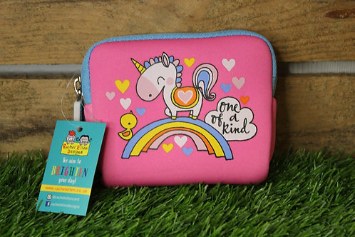 Unicorn, children's purse