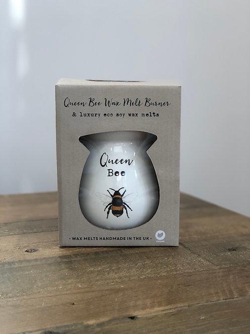 Queen bee, Wax Melt Burner