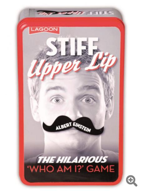 Stiff Upper Lip, Who am i Game?