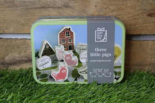 Three Little Pigs, Story time Play set