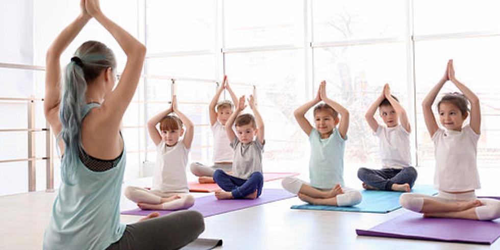 Yoga For Kids - £20