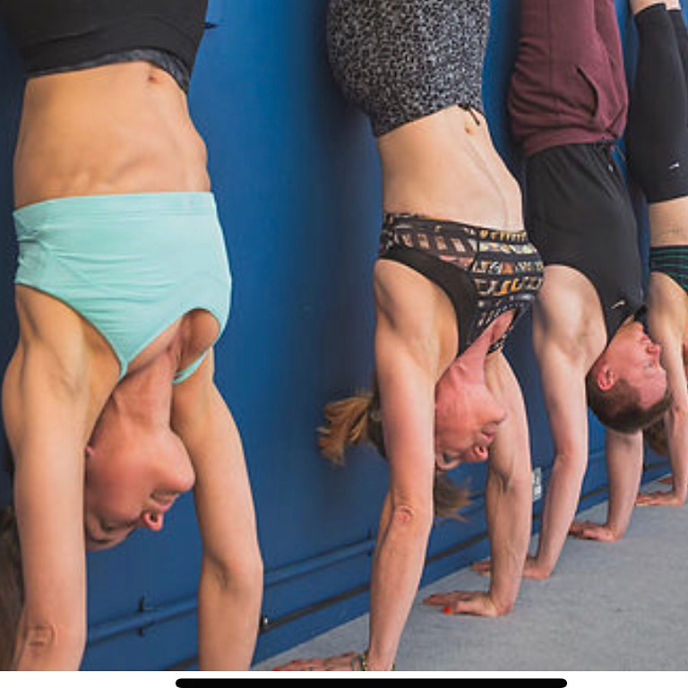 Hand Stand Practice - £18
