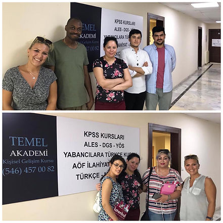 yabancılara türkçe